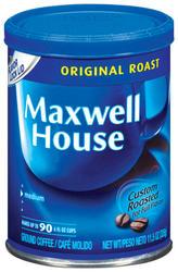 Maxwell House® Original Roast Ground Coffee - 11.5 oz.