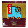 Clif Bar Chocolate Brownie Energy Bars - 6-pk