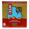 Clif Bar Crunchy Peanut Butter Energy Bars - 6-pk