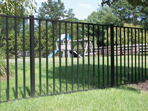Ez Fence Asbury 36 Quot X 70 Quot Aluminum Fence Panel At Menards 174