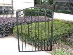 """EZ Fence Asbury 54"""" x 48"""" Arch Gate"""