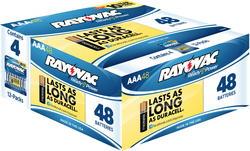 Rayovac AAA Alkaline Batteries - 48-pk