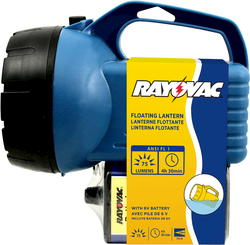 Rayovac Value Bright 6V Floating Lantern Flashlight with Battery