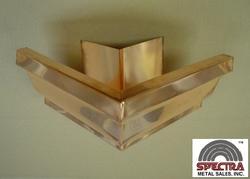 "Spectra 5"" Copper Outside Box Miter"