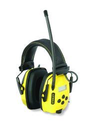 Stanley® SYNC Digital AM/FM/MP3 Hearing Protector