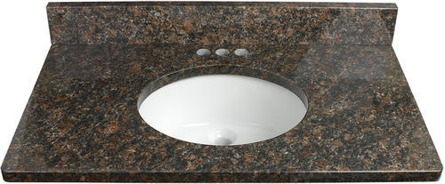 Tuscany 49 Quot X 22 Quot 3 Cm Granite Vanity Top At Menards 174