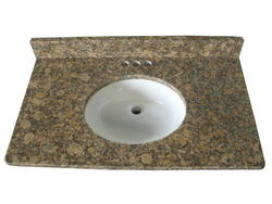 "Tuscany 37"" x 22"" 3 CM Granite Vanity Top"