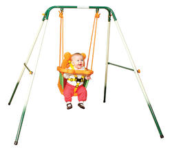 Sports Power Toddler Swing Set