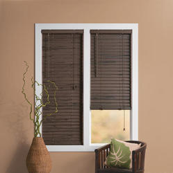 "Window Images Room Darkening Vinyl Blind 2"" Slat 24"" x 64"""