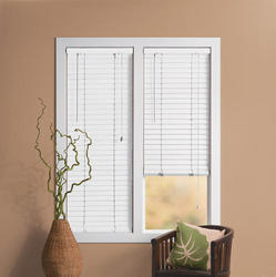 "Window Images Room Darkening Vinyl Blind 2"" Slat 36"" x 64"""