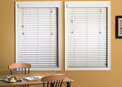 "Window Images Faux Wood Blind 30"" x 48"""