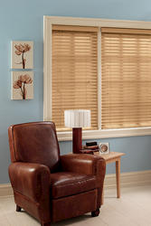 "Window Images Faux Wood Blind 72"" x 72"""