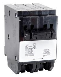 Square D™ Homeline™ 15 Amp, 120/240-Volt AC Quad Tandem Circuit Breaker