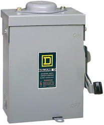 Square D™ 30 Amp Outdoor General Duty Safety Switch