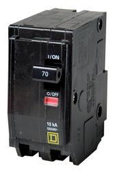 Square D™ QO™ 70 Amp, 120/240-Volt AC 2-Pole Circuit Breaker