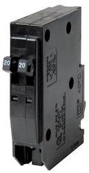 Square D™ QO™ 20 Amp, 120/240-Volt AC Tandem Circuit Breaker