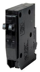 Square D™ QO™ 20 Amp, 120/240-Volt AC Tandem Circuit Breaker Replacement