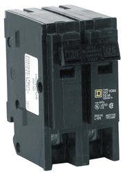 Square D™ Homeline™ 125 Amp, 120/240-Volt AC 2-Pole Circuit Breaker