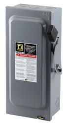 Square D™ 60 Amp Indoor General Duty Safety Switch