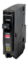 Square D™ QO™ 40 Amp, 120/240-Volt AC Single Pole Circuit Breaker
