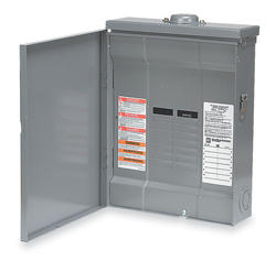 Square D™ QO™ 125 Amp, 12 Space/12 Circuits Outdoor Main Lug Load Center