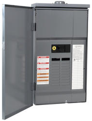 Square D™ QO™ 150 Amp, 20 Space/30 Circuits Outdoor Main Breaker Load Center
