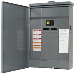 Square D™ QO™ 100 Amp, 20 Space/20 Circuits Outdoor Main Breaker Load Center