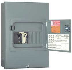 Square D™ 30 Amp, 120/240-Volt AC, Generator Panel