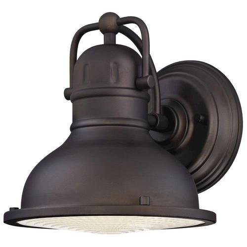 Wall Light Sconces Menards : Westinghouse Orson Oil Rubbed Bronze LED Outdoor Wall Light at Menards