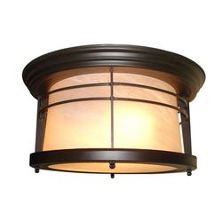 "Senecaville 2-Light 12"" Ceiling Light"
