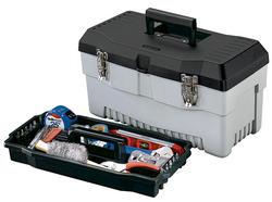 "Stack-On® 19"" Black Professional Tool Box"