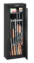 Stack-On® 6.68 cu. ft. Capacity 8-Gun Steel Security Cabinet with Key Lock