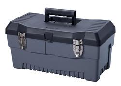 "Stack-On® 23"" Black Professional Tool Box"