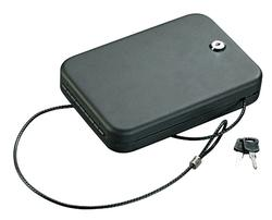 Stack-On® Portable Security Case with Key Lock
