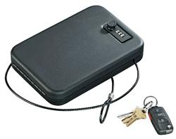 Stack-On® Portable Security Case with Combination Lock