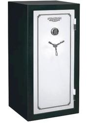 Stack-On Total Defense® 28-Gun Convertible Fire-Resistant and Waterproof Safe with Electronic Lock - 25.4 cu. ft.