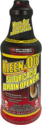 Kleen-Out Sulfuric Drain Opener