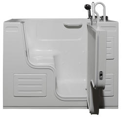 """Hydrolife Deluxe Walk-In Tub Heated Air Jets 51x27"""" RD"""