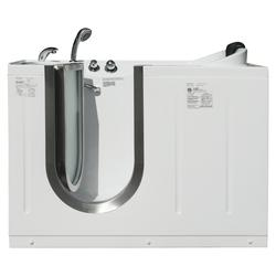 "Niagara Soaking Walk-In Tub with faucets 52x29.5"" Left Drain"