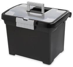 Sterilite 1871 - Portable File Box