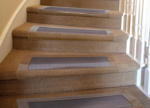 28 Clear Plastic Stair Treads Cleartex Tread