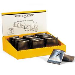 Strait-Flex Flex-Folder Hand-Held Tape Folder