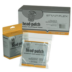 Strait-Flex Head-Patch Sprinkler Head Repair Patches - Bag of 20