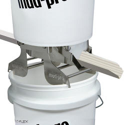 Strait-Flex Mud-Pro 2 Compound Applicator with Two 5-Gallon Buckets