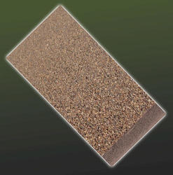 "Styro Industries FP Ultra Lite 2' x 4' x 1"" Prefinished Aggregate Foundation Insulation Panel"