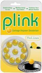 Plink Fresh Lemon Garbage Disposer Deodorizer - 10 Ct