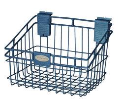 "Suncast Storage Trends 8"" x 12"" Metal Basket"
