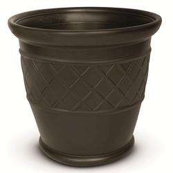 "Suncast® 18"" Atlin Resin Planter"