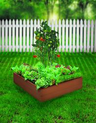 Suncast® 8-Panel Garden Bed Kit
