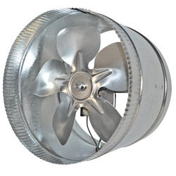 """Suncourt Inductor 10"""" Round In-Line Duct Fan"""